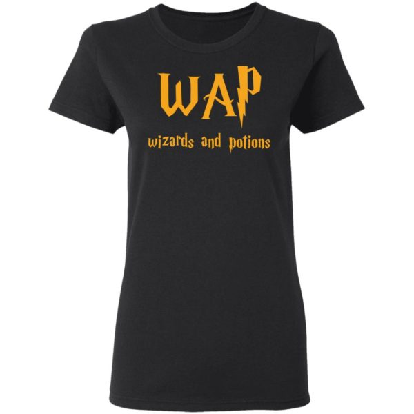 redirect 112 600x600 - Wap wizards and potions shirt