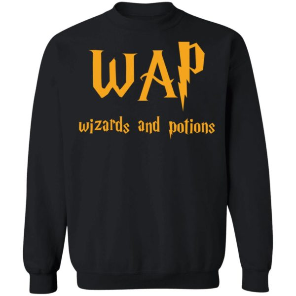 redirect 118 600x600 - Wap wizards and potions shirt
