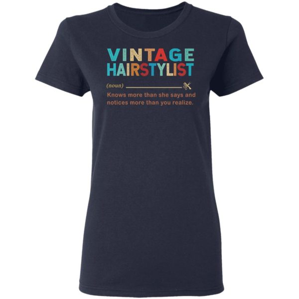 redirect 1421 600x600 - Vintage hairstylist knows more than she says and notices shirt