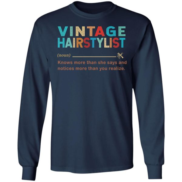 redirect 1423 600x600 - Vintage hairstylist knows more than she says and notices shirt
