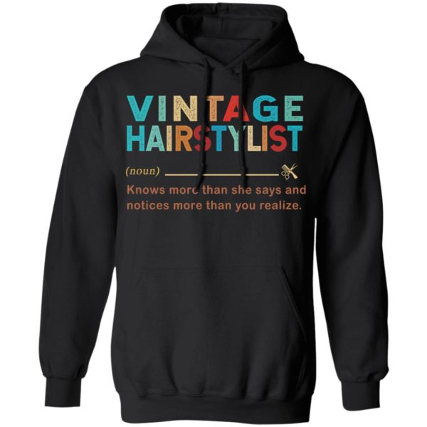 redirect 1424 600x600 - Vintage hairstylist knows more than she says and notices shirt