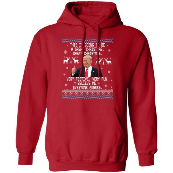 redirect 1942 600x600 - Trump This is going to be a great Christmas great very festive very fun sweater