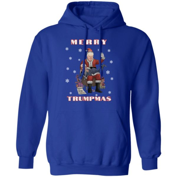 redirect 2030 600x600 - Trump Spanking Joe Biden Merry Trumpmas sweatshirt