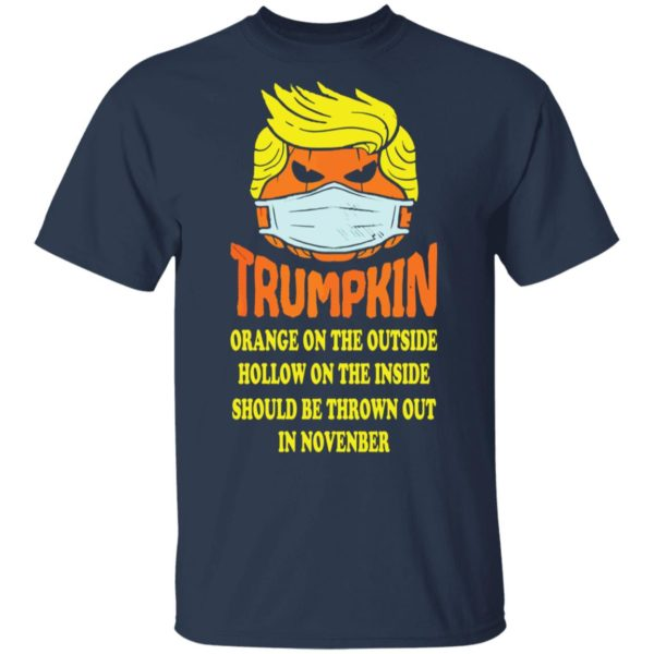 redirect 2514 600x600 - Trumpkin Orange on the outside hollow on the inside should shirt