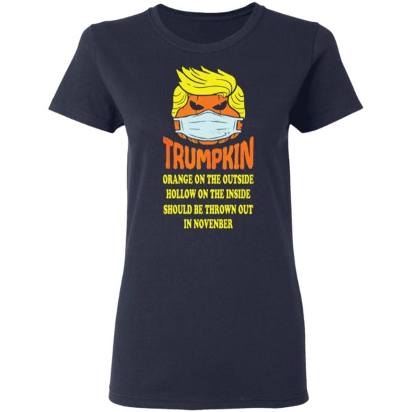 redirect 2516 600x600 - Trumpkin Orange on the outside hollow on the inside should shirt