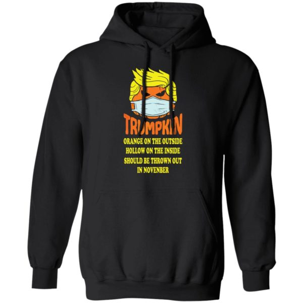 redirect 2519 600x600 - Trumpkin Orange on the outside hollow on the inside should shirt