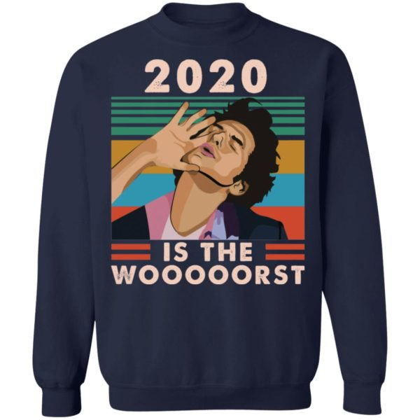 redirect 3333 600x600 - 2020 is the worst vintage shirt