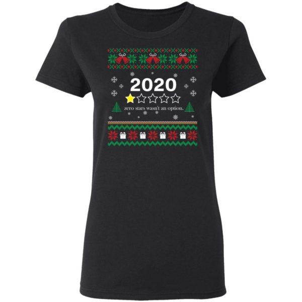 redirect 3550 600x600 - 2020 zero stars wasn't an option Christmas sweater