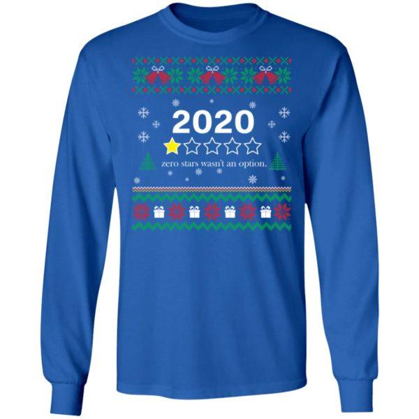 redirect 3552 600x600 - 2020 zero stars wasn't an option Christmas sweater