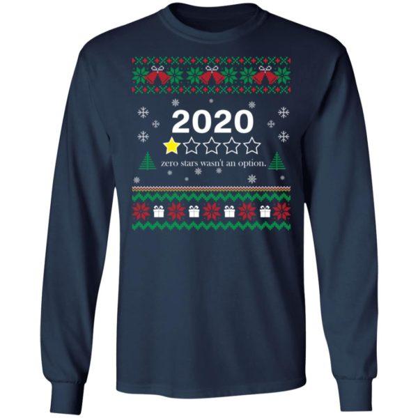 redirect 3553 600x600 - 2020 zero stars wasn't an option Christmas sweater