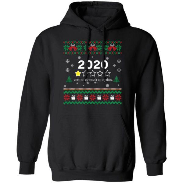 redirect 3554 600x600 - 2020 zero stars wasn't an option Christmas sweater