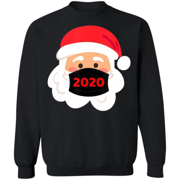 redirect 3567 600x600 - Santa wearing mask 2020 shirt