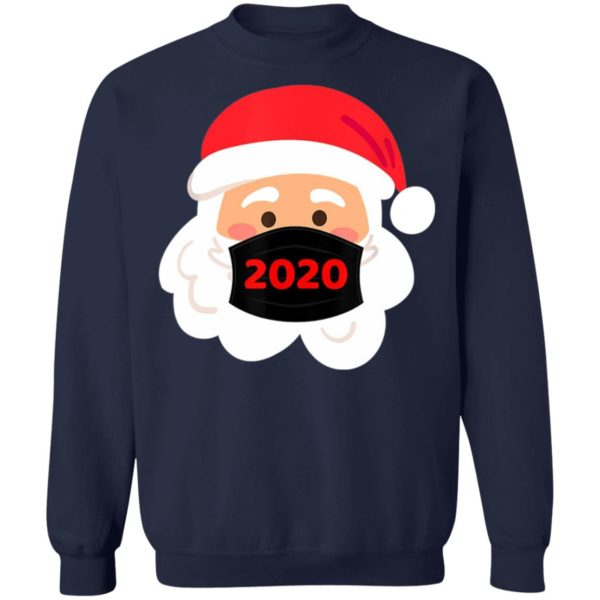 redirect 3568 600x600 - Santa wearing mask 2020 shirt