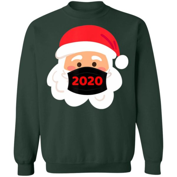 redirect 3569 600x600 - Santa wearing mask 2020 shirt