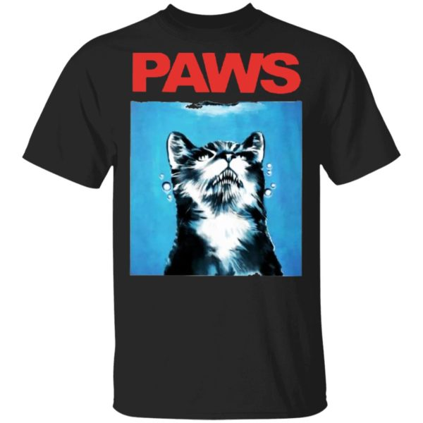 redirect 3592 600x600 - Cat Paws Jaws shirt
