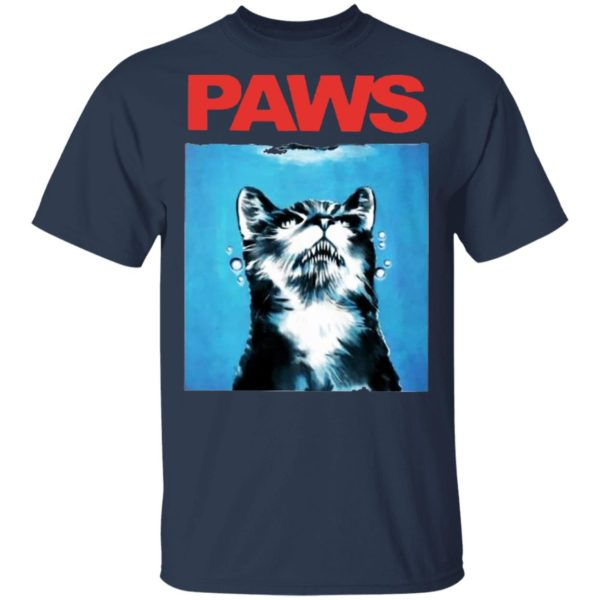 redirect 3593 600x600 - Cat Paws Jaws shirt