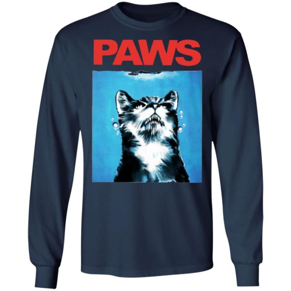 redirect 3597 600x600 - Cat Paws Jaws shirt