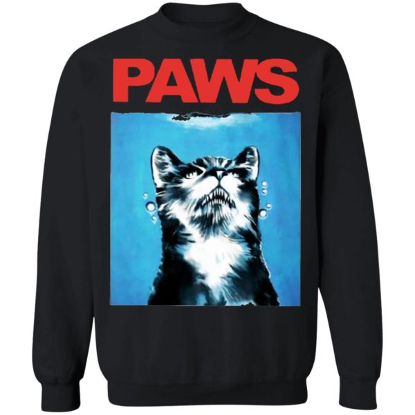 redirect 3600 600x600 - Cat Paws Jaws shirt