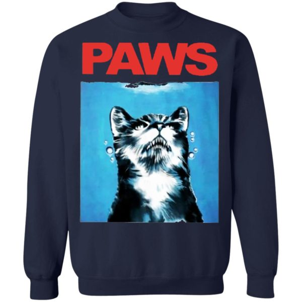 redirect 3601 600x600 - Cat Paws Jaws shirt