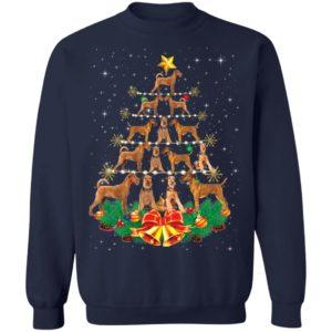 redirect 4431 300x300 - Vizsla Christmas tree sweatshirt