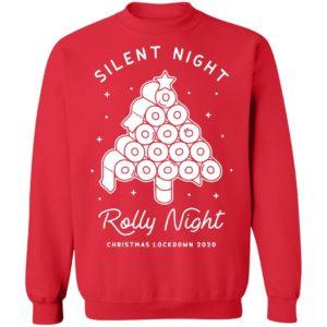 redirect 4454 300x300 - Toilet paper silent night rolly night Christmas sweatshirt