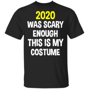 redirect 5289 300x300 - 2020 was scary enough this is my costume shirt