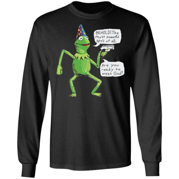 redirect 5367 600x600 - Yer A Wizard Kermit shirt
