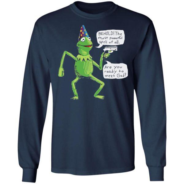 redirect 5368 600x600 - Yer A Wizard Kermit shirt