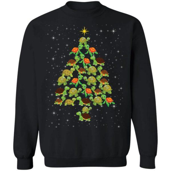 redirect 5792 600x600 - Turtle Christmas tree sweatshirt