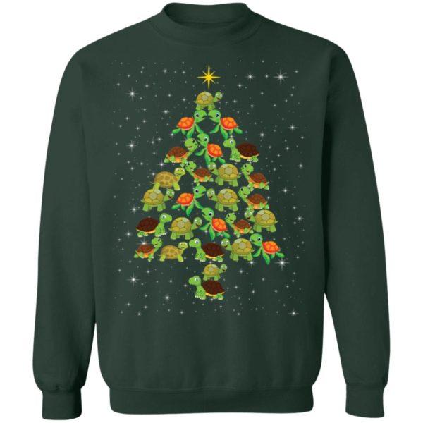 redirect 5794 600x600 - Turtle Christmas tree sweatshirt