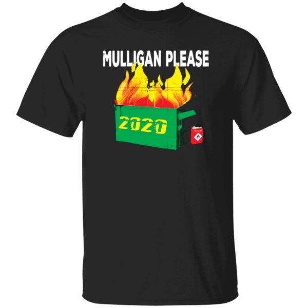 redirect 6597 600x600 - 2020 Dumpster fire golfer mulligan please do over shirt