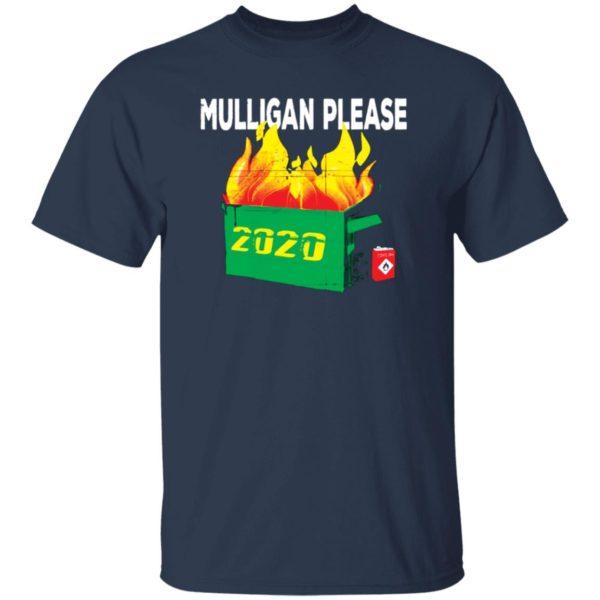 redirect 6598 600x600 - 2020 Dumpster fire golfer mulligan please do over shirt