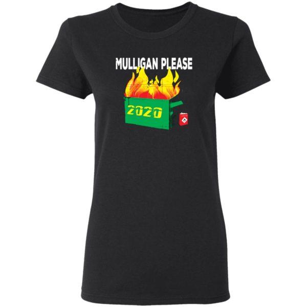 redirect 6599 600x600 - 2020 Dumpster fire golfer mulligan please do over shirt