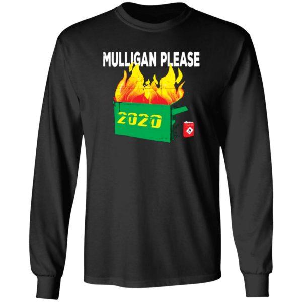 redirect 6601 600x600 - 2020 Dumpster fire golfer mulligan please do over shirt