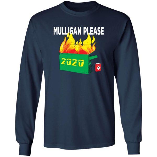 redirect 6602 600x600 - 2020 Dumpster fire golfer mulligan please do over shirt