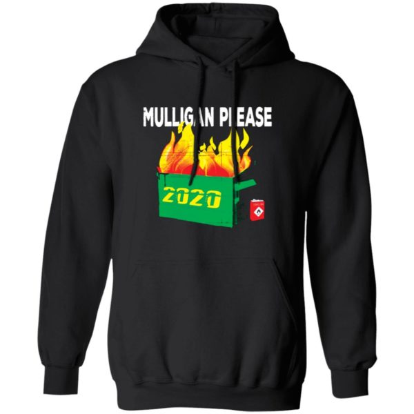 redirect 6603 600x600 - 2020 Dumpster fire golfer mulligan please do over shirt