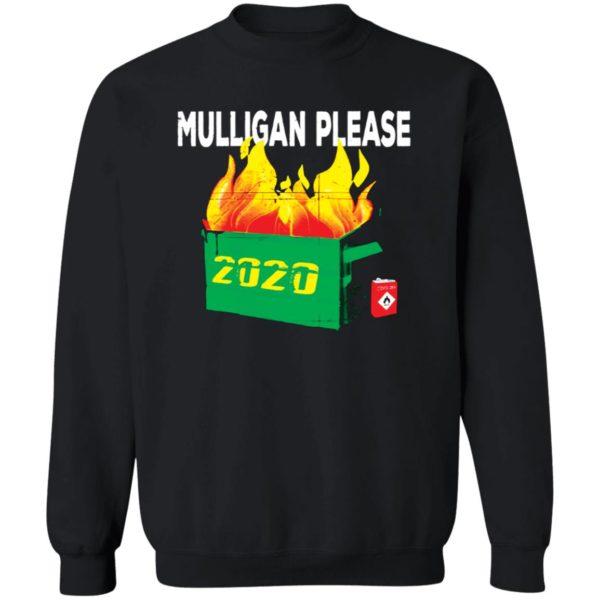 redirect 6605 600x600 - 2020 Dumpster fire golfer mulligan please do over shirt