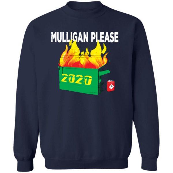 redirect 6606 600x600 - 2020 Dumpster fire golfer mulligan please do over shirt