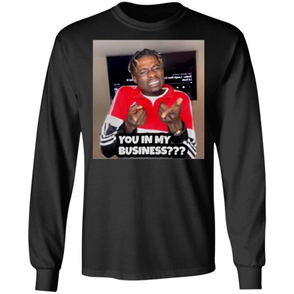 redirect 94 600x600 - You in my business shirt