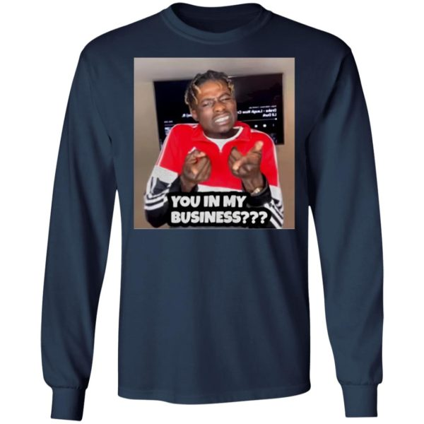 redirect 95 600x600 - You in my business shirt