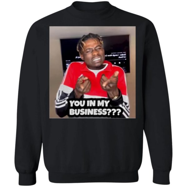 redirect 98 600x600 - You in my business shirt