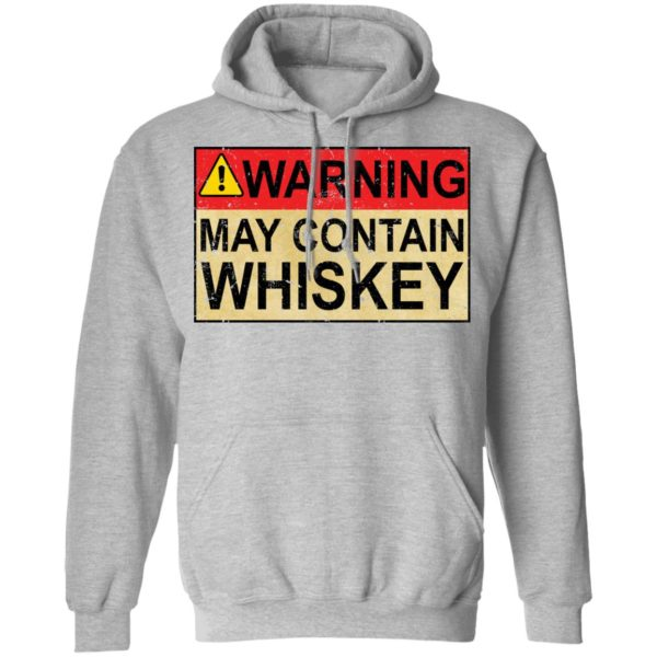 redirect 1019 600x600 - Warning may contain Whiskey shirt