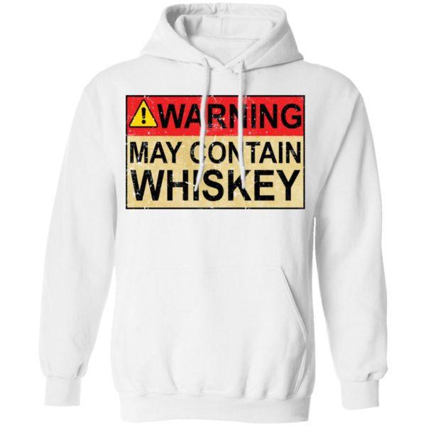 redirect 1020 600x600 - Warning may contain Whiskey shirt