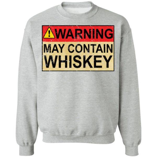 redirect 1021 600x600 - Warning may contain Whiskey shirt