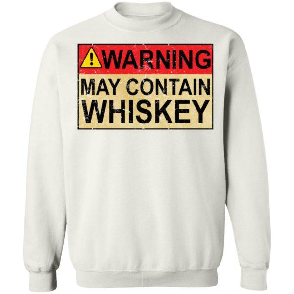 redirect 1022 600x600 - Warning may contain Whiskey shirt