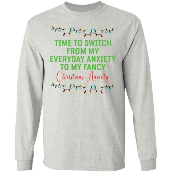 redirect 137 600x600 - Time to switch from my everyday anxiety to my fancy Christmas anxiety sweatshirt