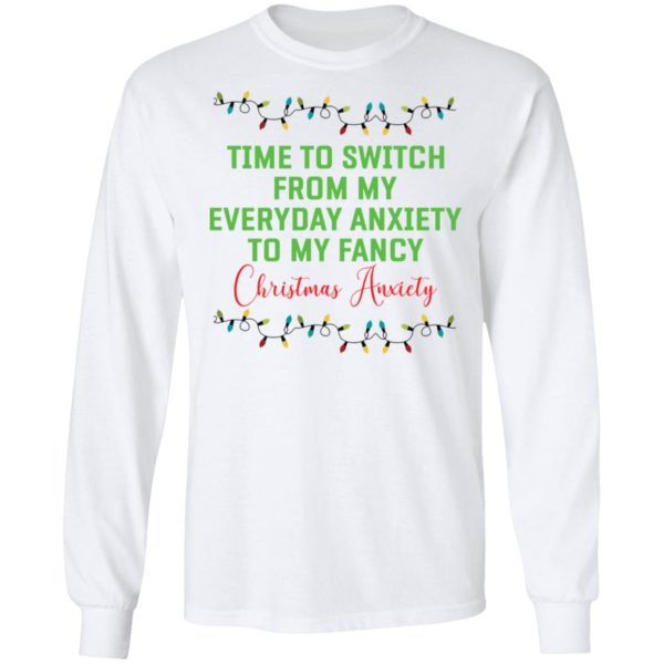 redirect 138 600x600 - Time to switch from my everyday anxiety to my fancy Christmas anxiety sweatshirt