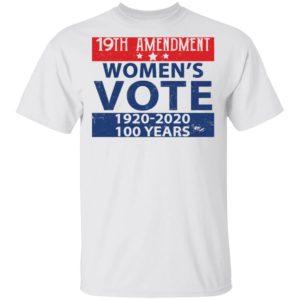 redirect 1388 300x300 - 19th amendment women's vote 1920-2020 100 years shirt