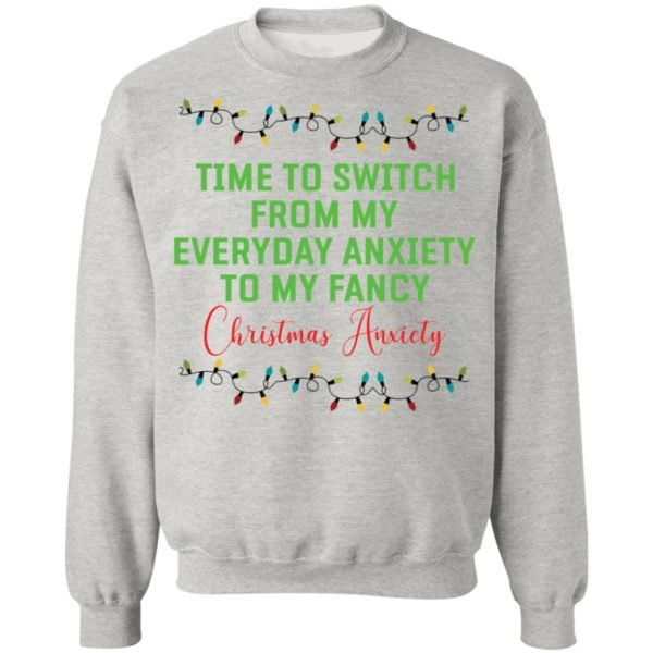 redirect 141 600x600 - Time to switch from my everyday anxiety to my fancy Christmas anxiety sweatshirt