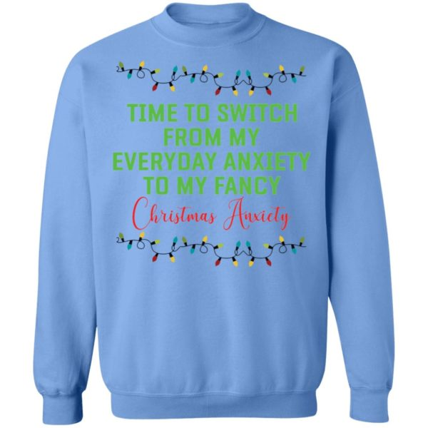 redirect 144 600x600 - Time to switch from my everyday anxiety to my fancy Christmas anxiety sweatshirt